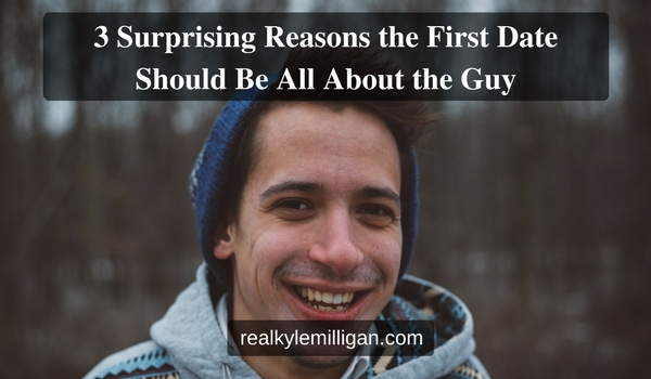 what should a guy do on a first date